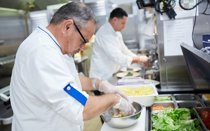 Celebrating Hispanic Heritage Month with Father-Son Chef Duo