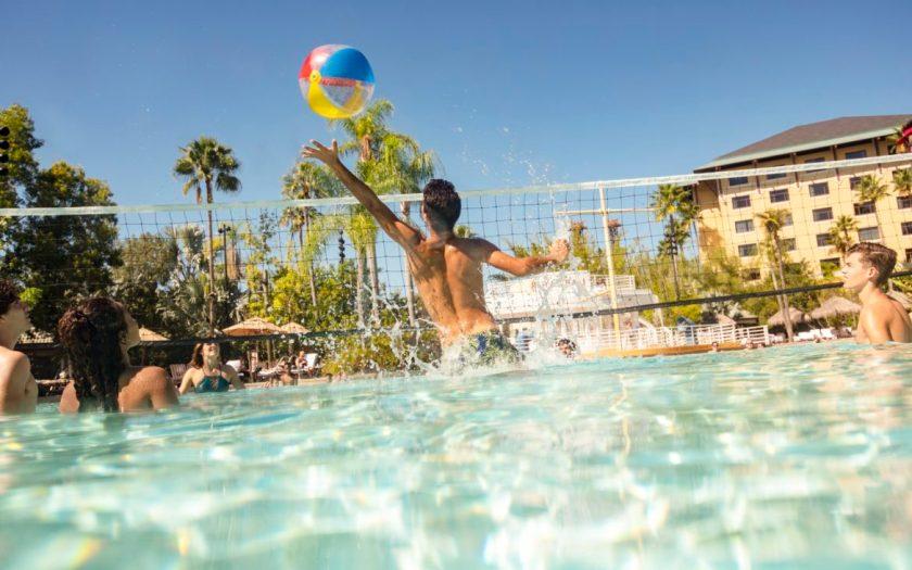 Loews Royal Pacific Resort Voleibol