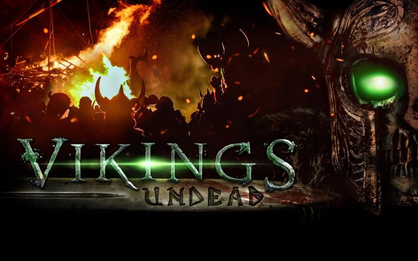 Vikingos no muertos Noches de terror de Halloween