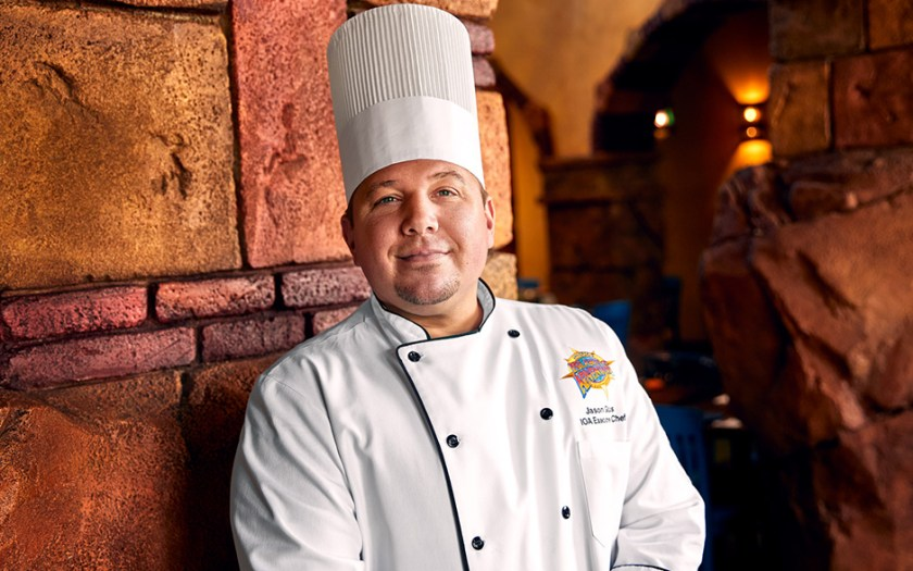 Chef ejecutivo Jason Glus