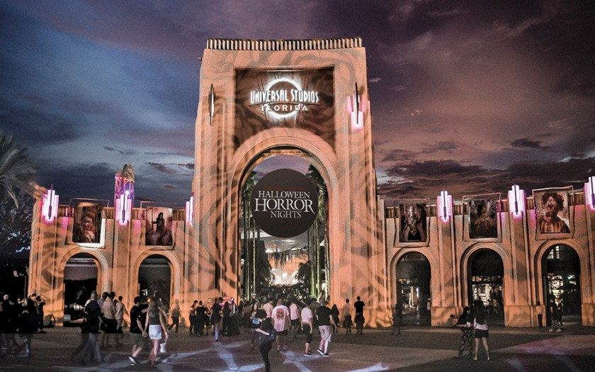 Noches de terror de Halloween en Universal Studios Florida