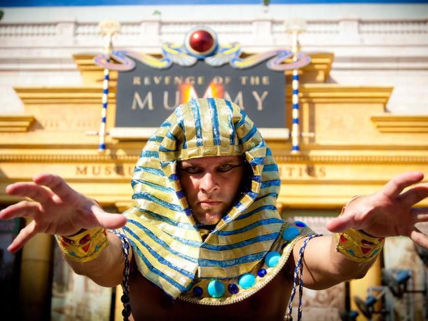Mummy Guard from Revenge of the Mummy