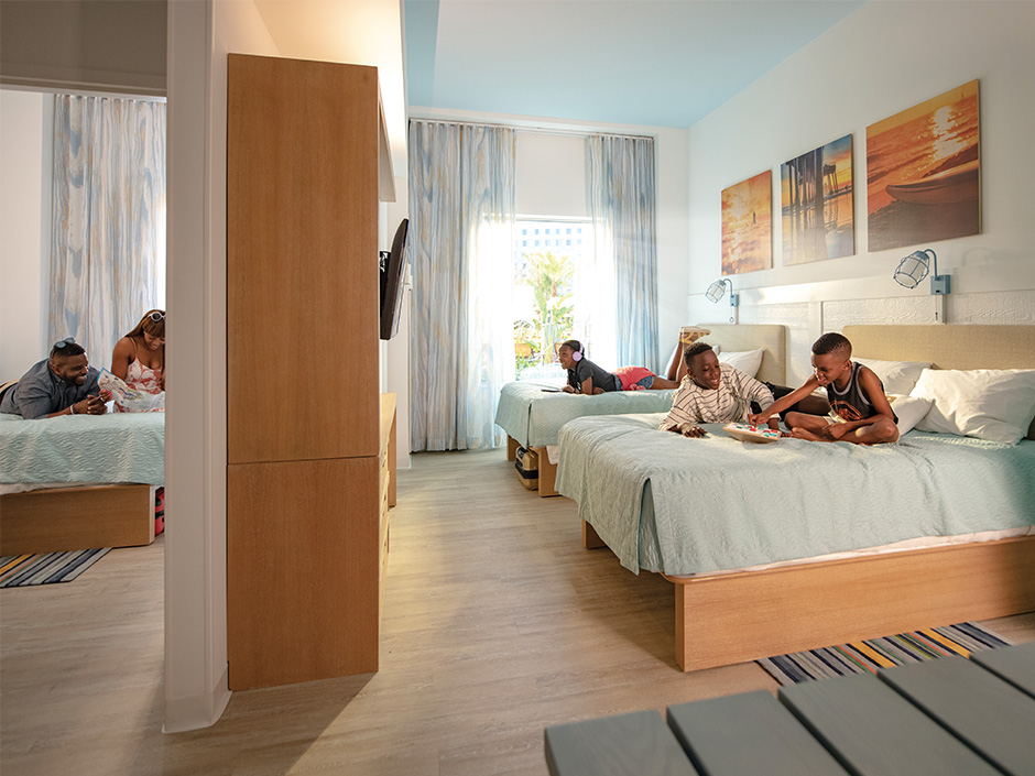 Dockside Inn and Suites - 2-bedroom suite
