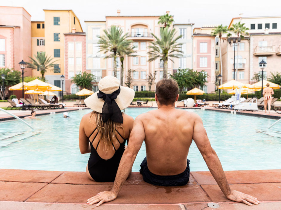 Loews Portofino Bay Hotel Pool