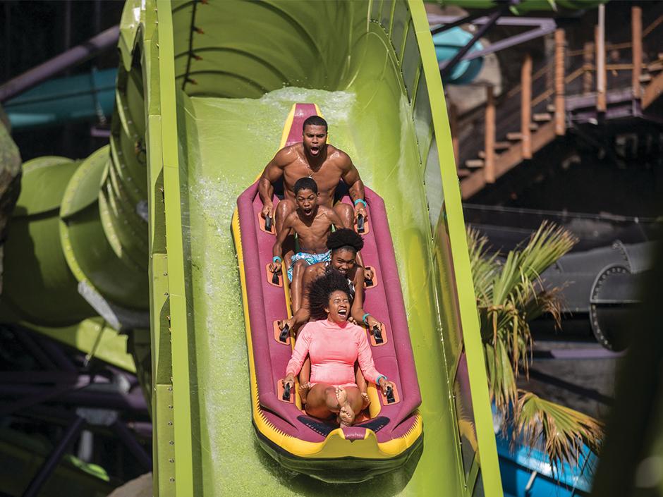 aqua coaster