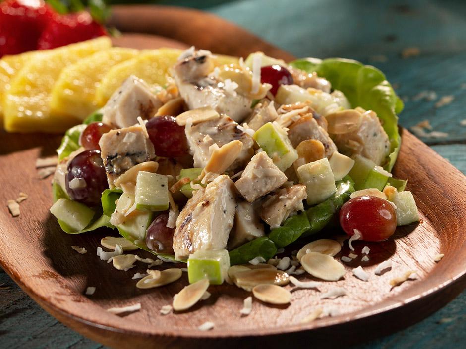 Island Chicken Salad