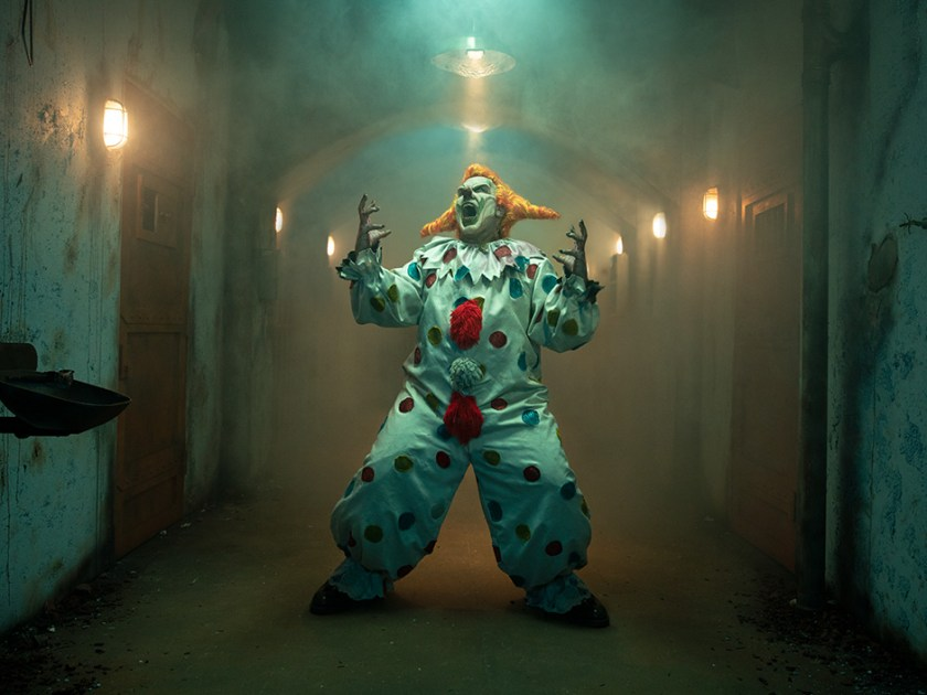 Jack el payaso - Halloween Horror Nights 2021