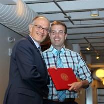 Rural Training Track Residency graduate Justin Westengaard