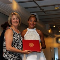 Traditional Family Medicine Residency graduate LaKeisha Cox