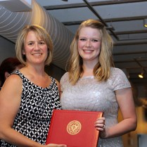 Traditional Family Medicine Residency graduate Jillian Fickenscher