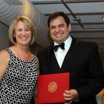 Traditional Family Medicine Residency graduate Ronoel Penalver