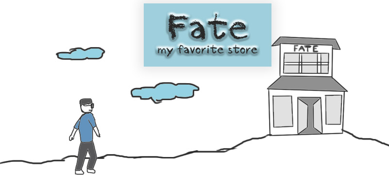 fate, my favorite store poem from unni's blog