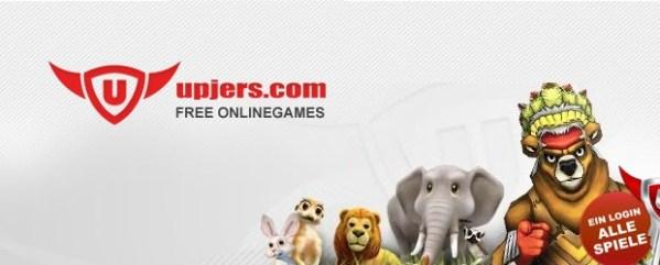 Wideoklipy z gier Upjers popiera quotlets playquot Blog