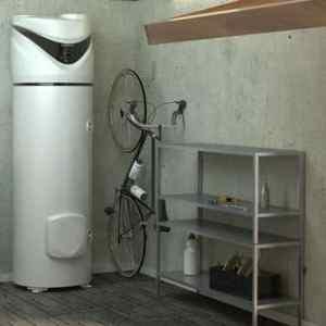 chauffe-eau thermodynamique Nuos Primo ariston