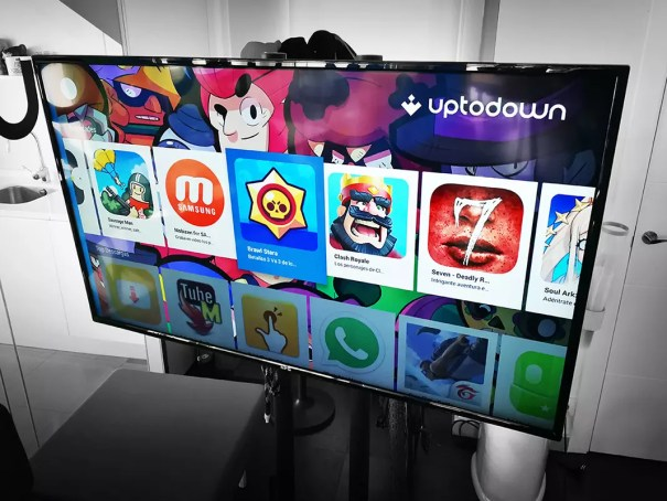 Uptodown Marketplace en Android TV