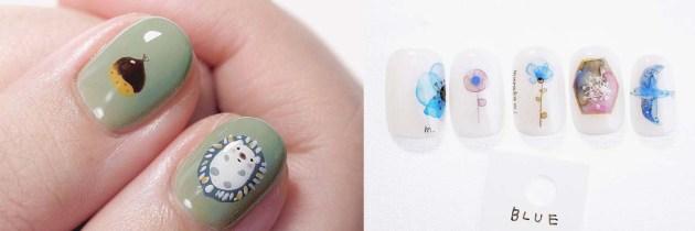 ♥ 指尖上的可愛動物園!可愛動物指甲集合