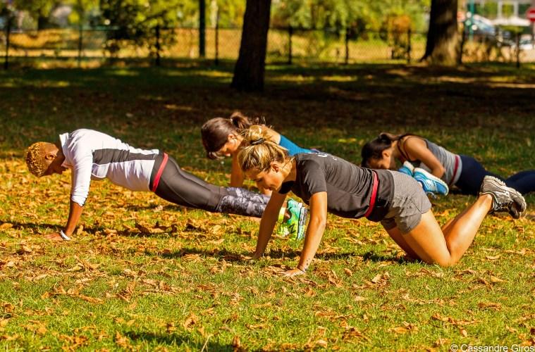 sport collectif plein air