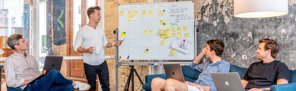 What is a startup accelerator?