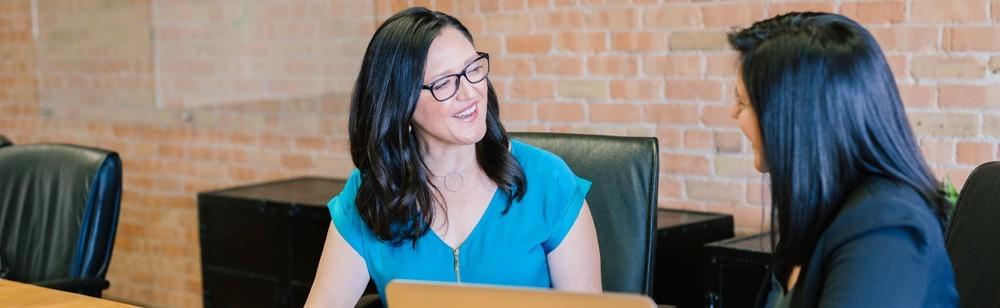 What is a startup interview? 2 ladies