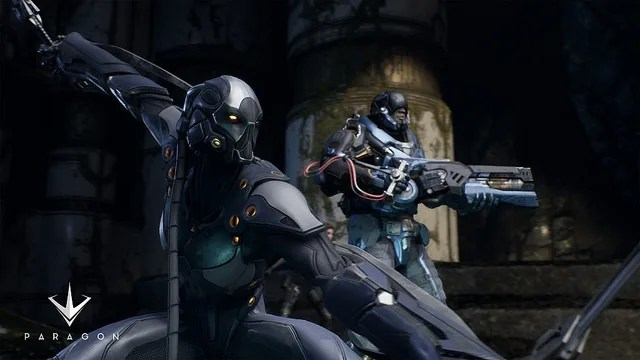 Epic Games Brings Paragon to PS4 in 2016 - PlayStation.Blog