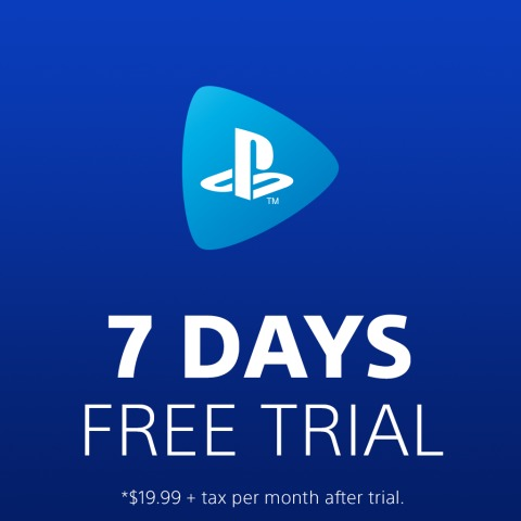 ps now free trial not working