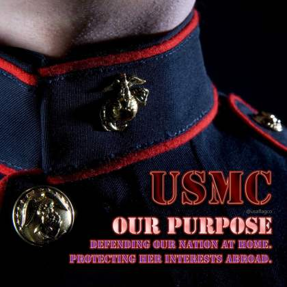 USMC Our Purpose