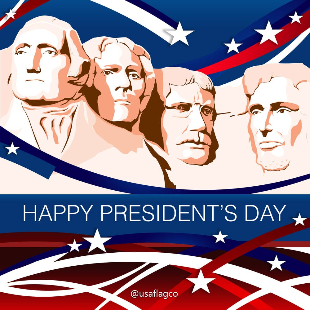 "Happy President's Day! ""In the end, it's not the years in your life that count. It's the LIFE in your YEARS."" - Abraham Lincoln"