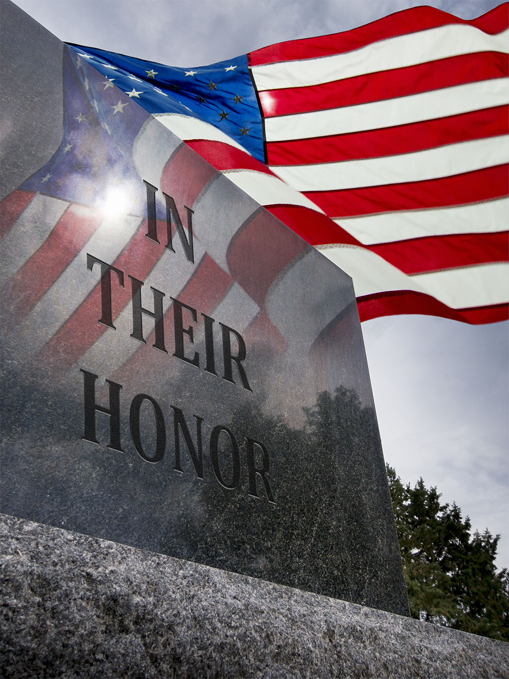 """And I'm proud to be an American, where at least I know I'm free. And I won't forget the men who died, who gave that right to me. - Lee Greenwood"