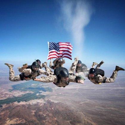 Marine Corps Military Free Fall Instructors