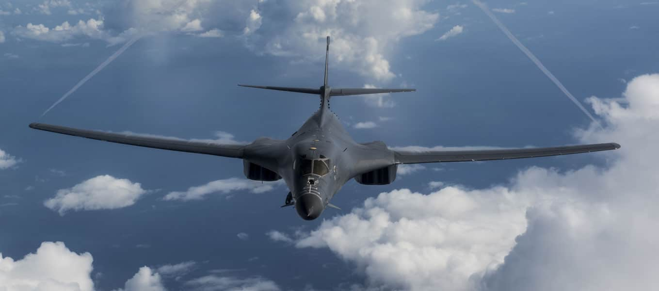 U.S. Air Force B-1B Lancer