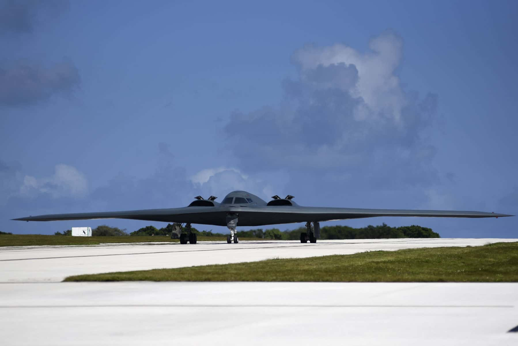 U.S. Air Force B-2 Spirit
