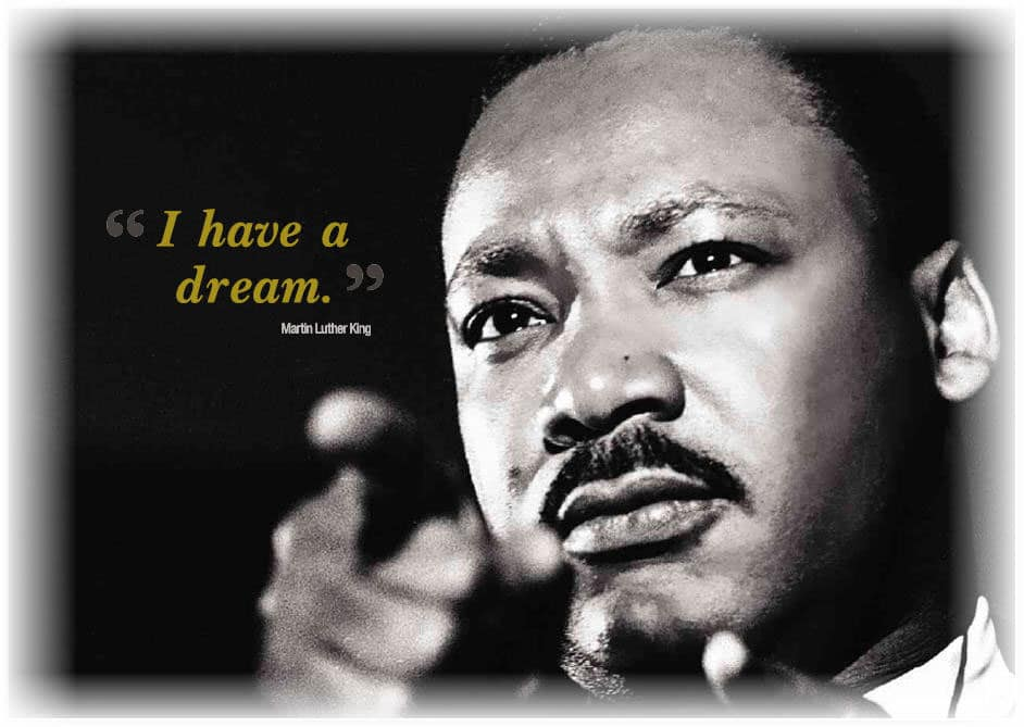 Every third Monday in January is Martin Luther King Jr. Day, a day to celebrate the compassionate acts of Dr. King in his pursuit of civil rights. By the age of 39, Dr. King left a huge impact in the civil rights movement.