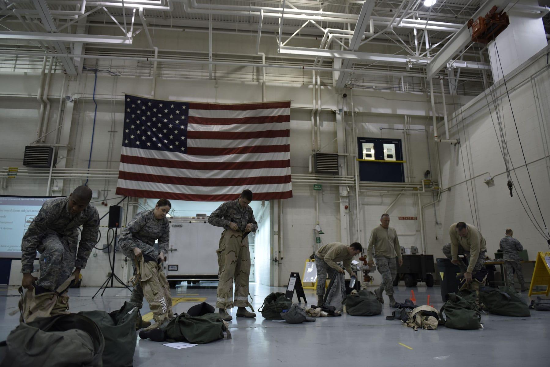 North Carolina Air National Guard Base, Charlotte Douglas.