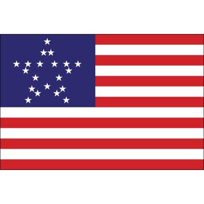 Great Star Flag - 1812