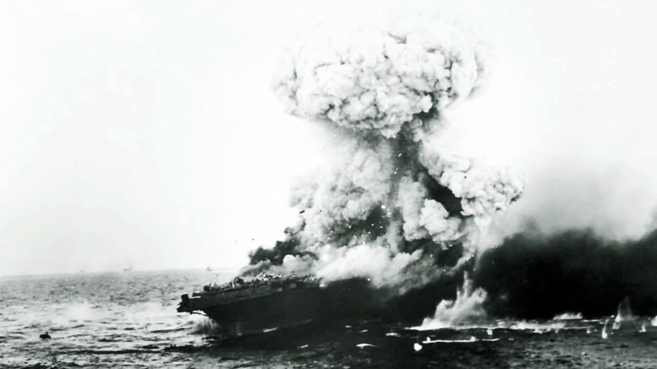 Remembering the Battle of Coral Sea