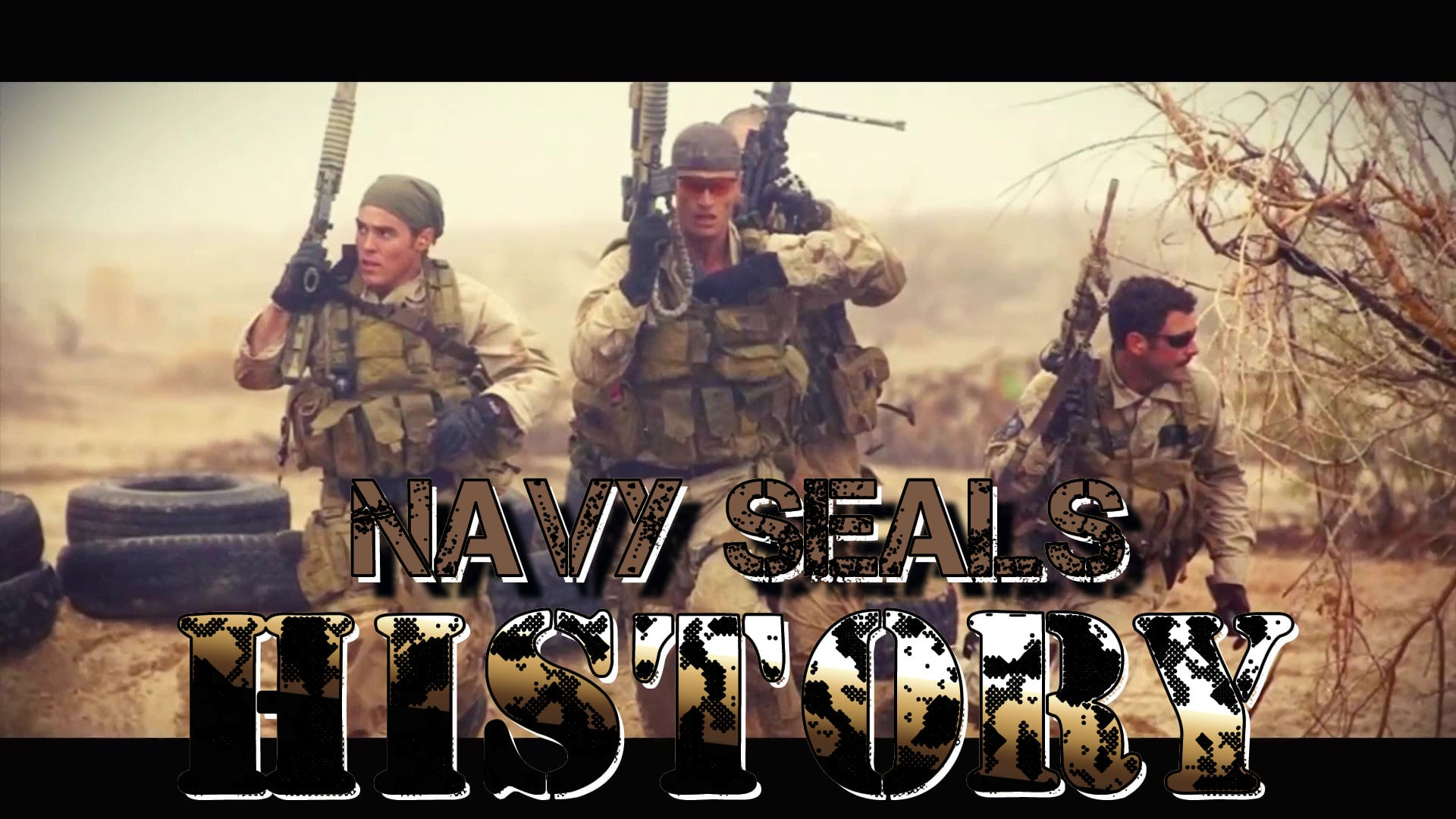 U.S. Navy SEALs History