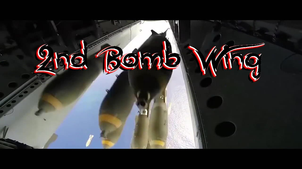 The 2nd Bomb Wing Mission video highlights the mission and jobs within the 2nd Bomb Wing.