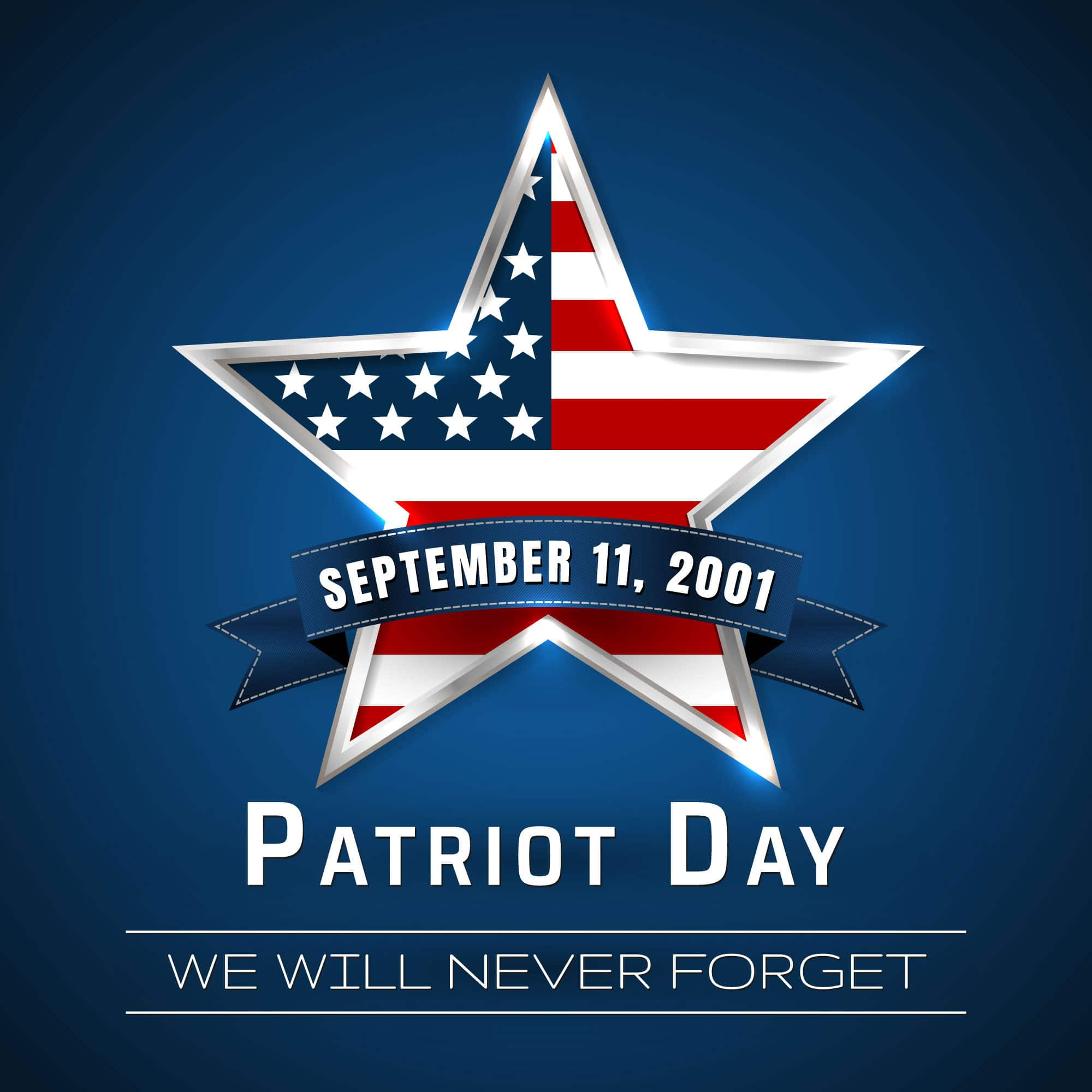 Patriot Day - National Day of Service and Remembrance