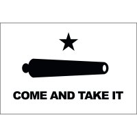 Come and Take It Flag - 1835