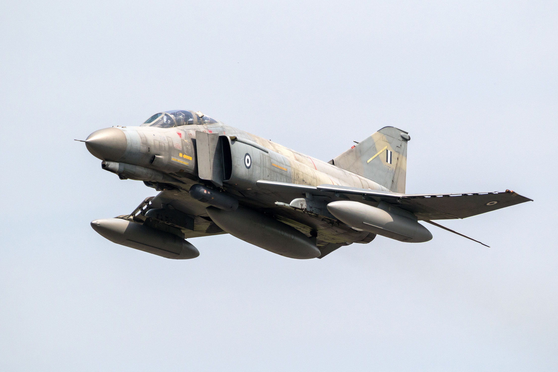 F-4 Phantom Fighter Aircraft