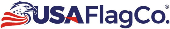 USA Flag Co. Logo