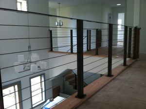 stainless steel cable railing photo4