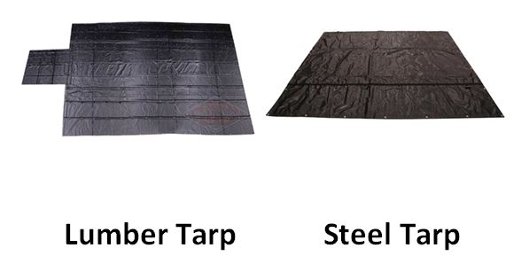 Flatbed Truck Tarps Types Sizes And Accessories