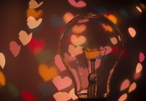 clear light bulbl