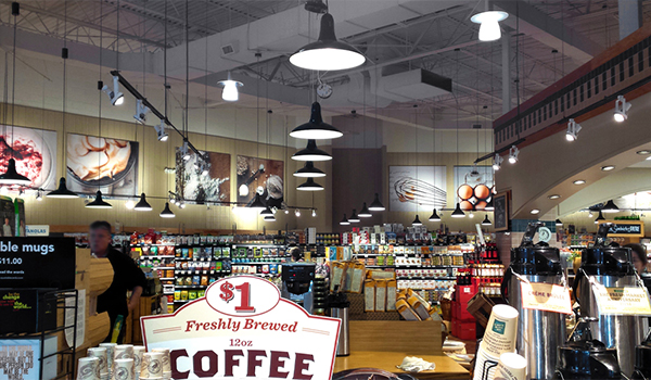 5 essential tips for retail lighting