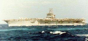Enterprise after 1979-82 modernization at Puget Sound