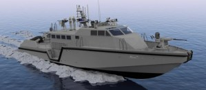 85 ft Mark VI patrol boat SAFE Boats International