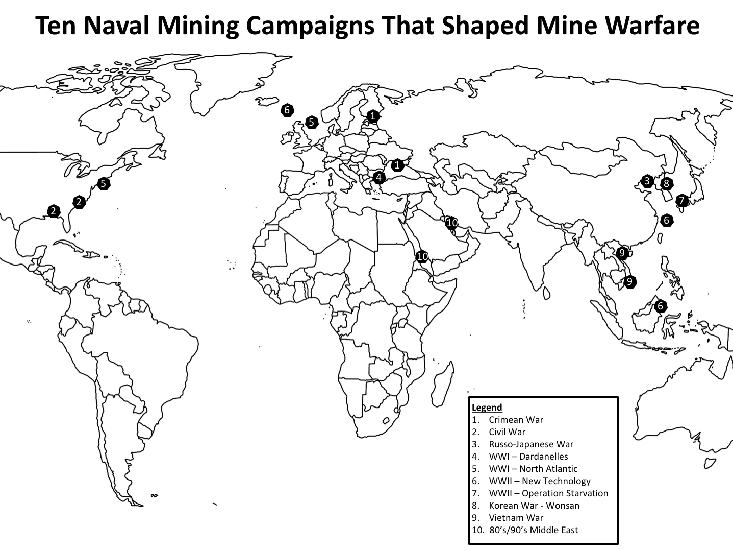 Usni Blog Blog Archive Ten Mining Campaigns That