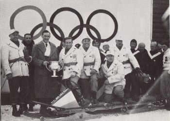 Billy Fiske and the 1932 Olympic Bobsled Team