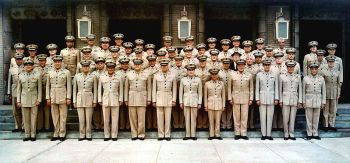 1967 Marine Corps General Officers Symposium